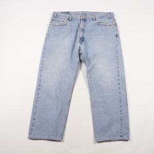 90s Levis Mens 40x27 550 Straight Leg Jeans Light
